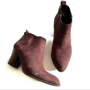 Franco Sarto Genuine Leather Atlas Booties!